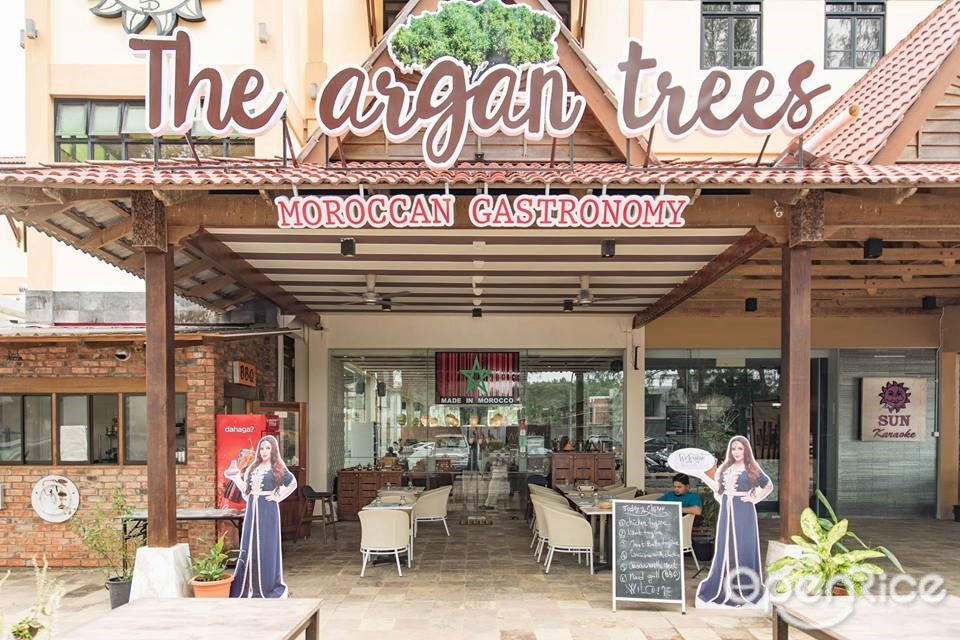 The Argan Trees Restaurant