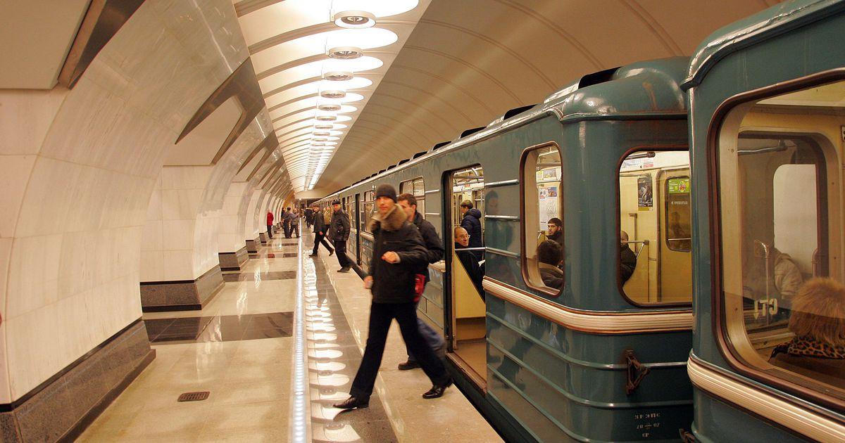 مترو در روسیه