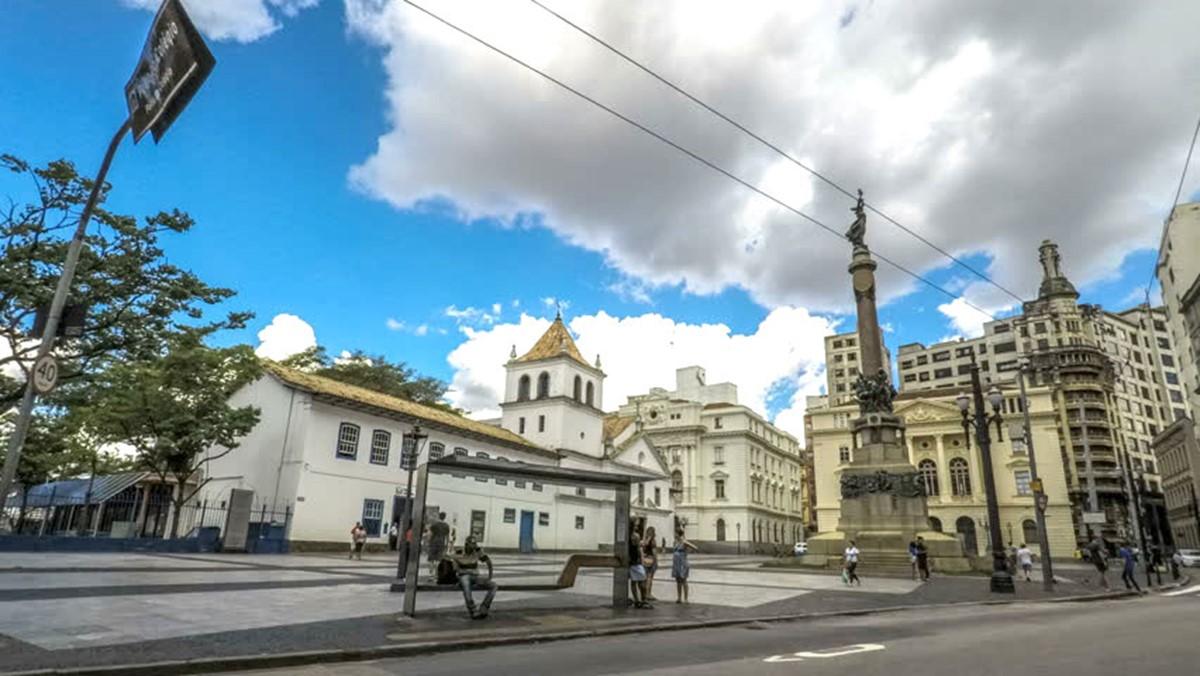 میدانPátio do Colégio