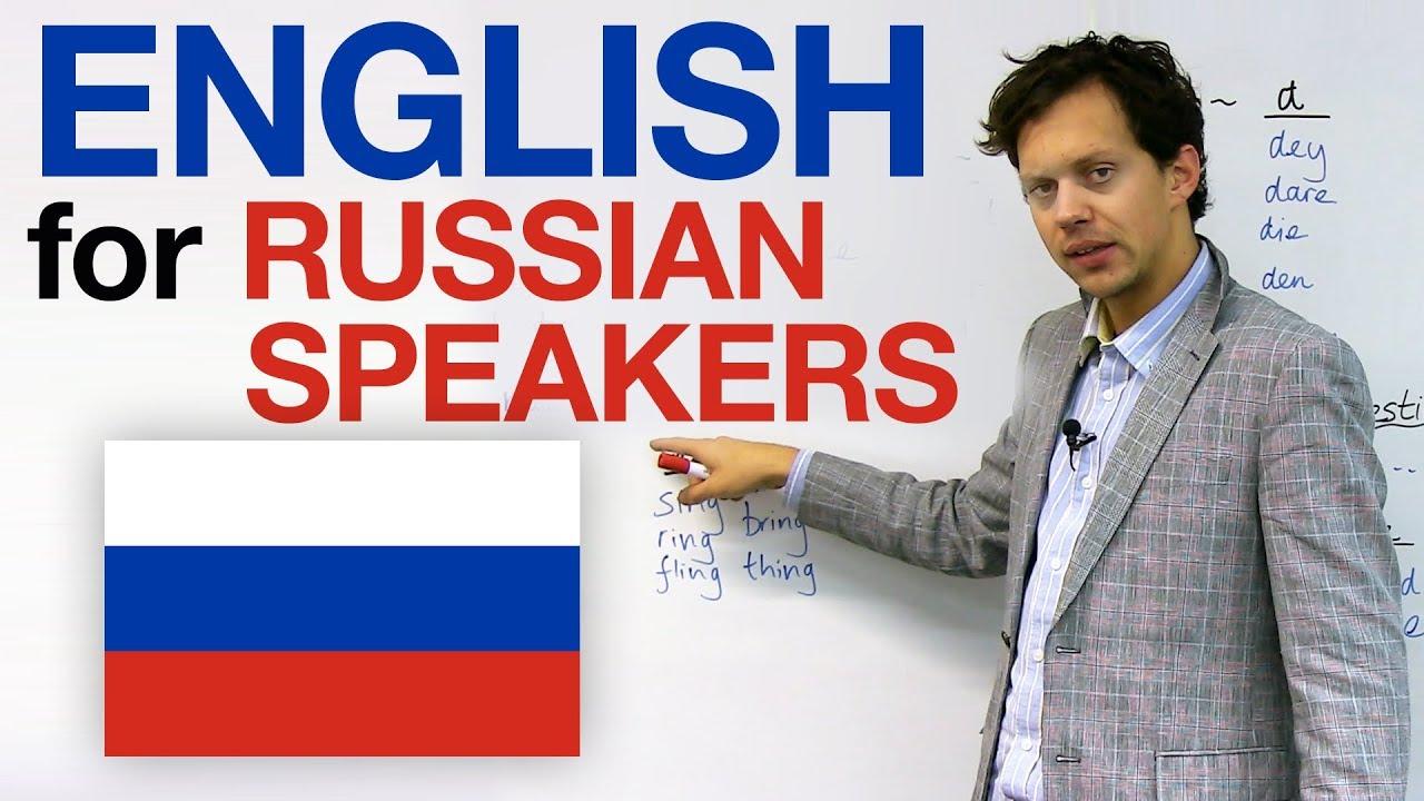 انگلیسی صحبت کردن در روسیه