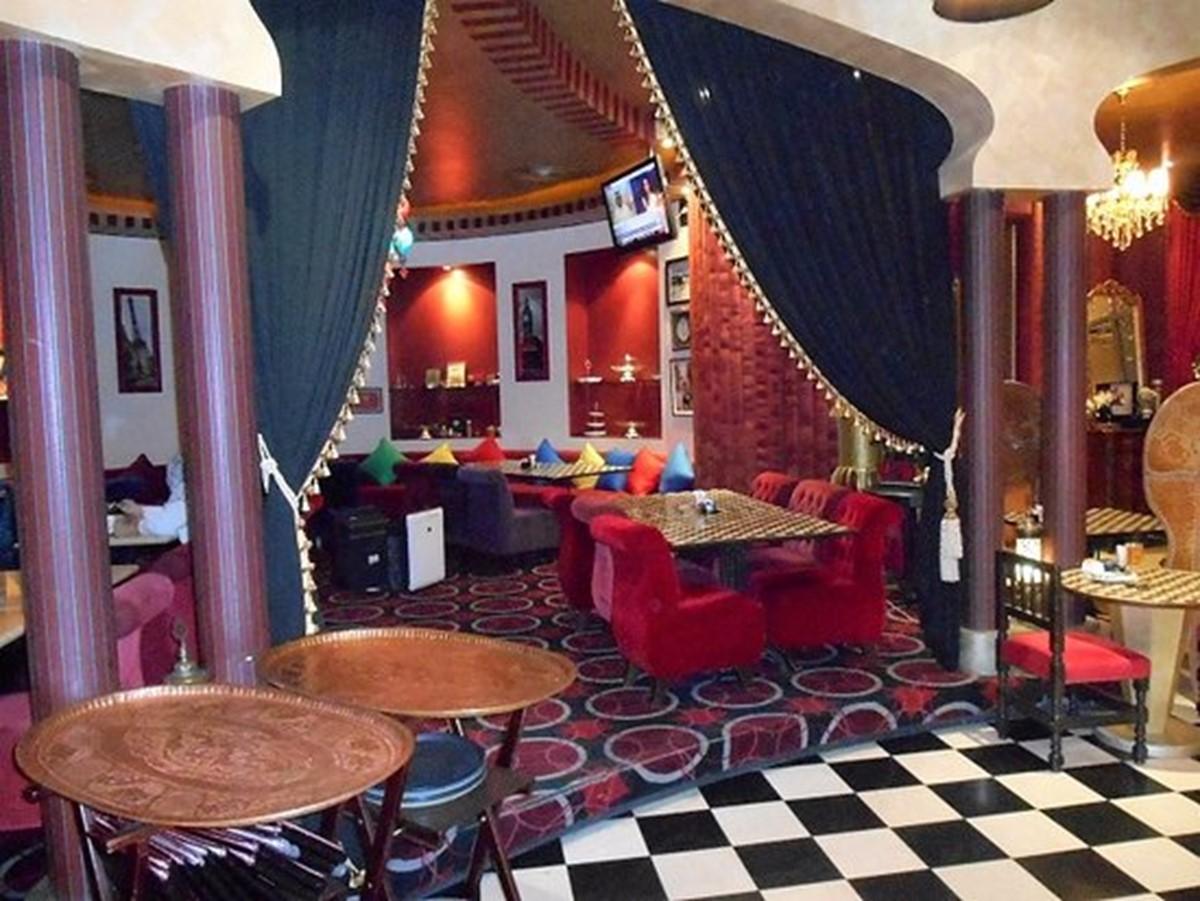 Al-Halabi Gourmet Restaurant