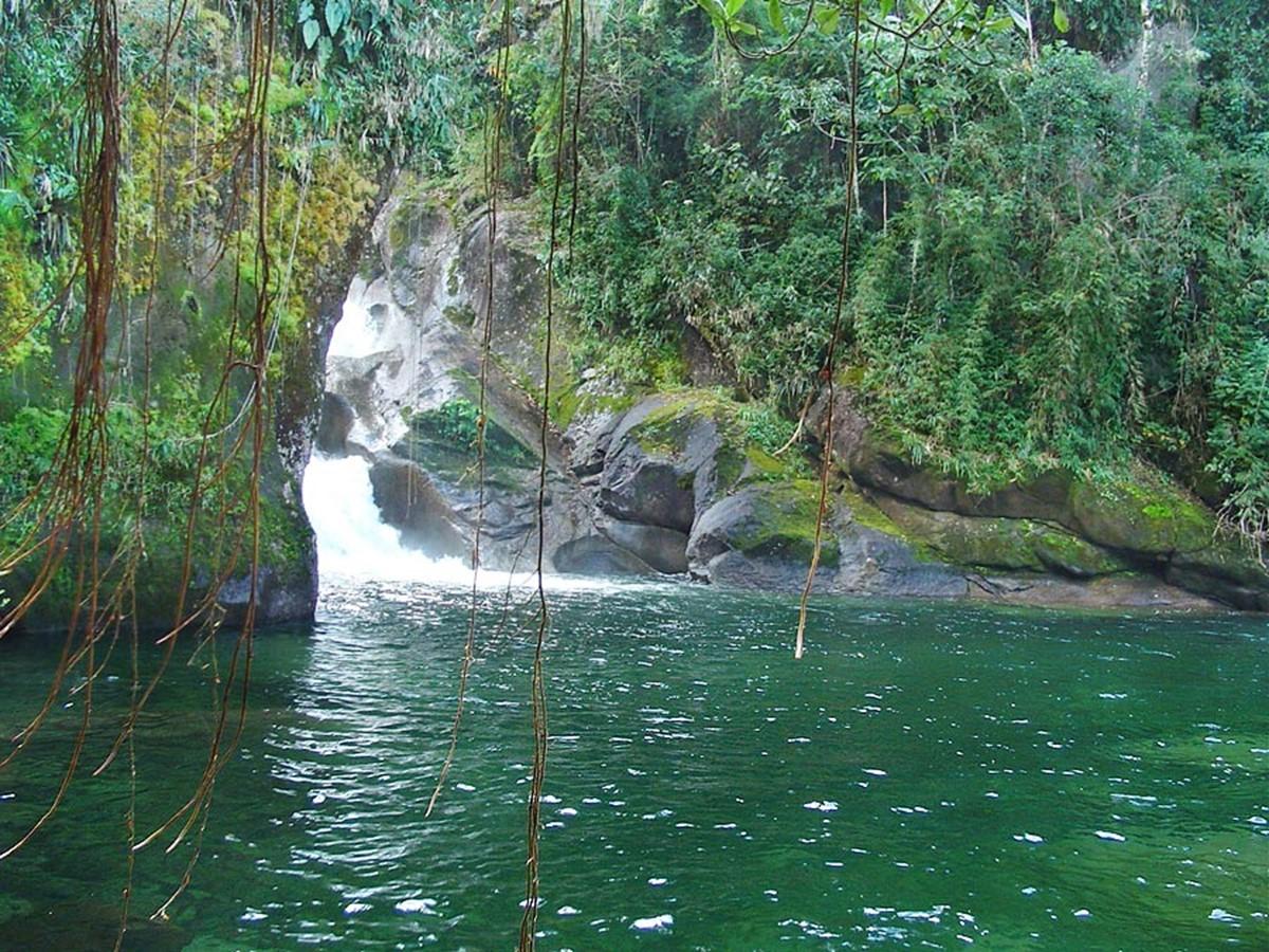 پارک ملی ایتاتیایا