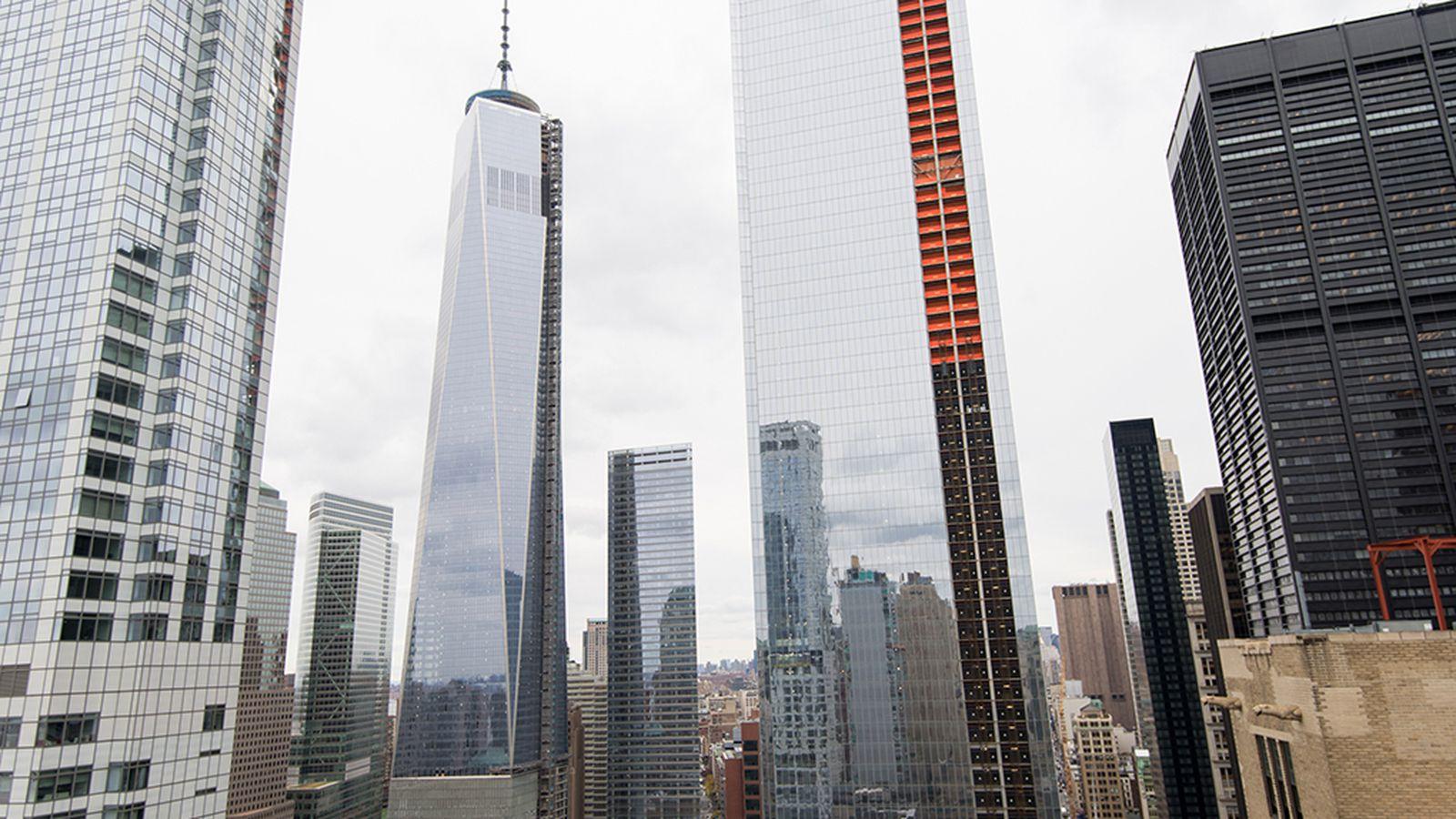 برج مرکز تجارت جهانی