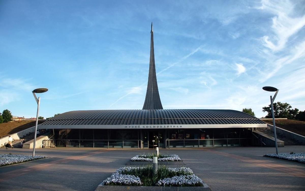 بنای یادبود فتح فضا
