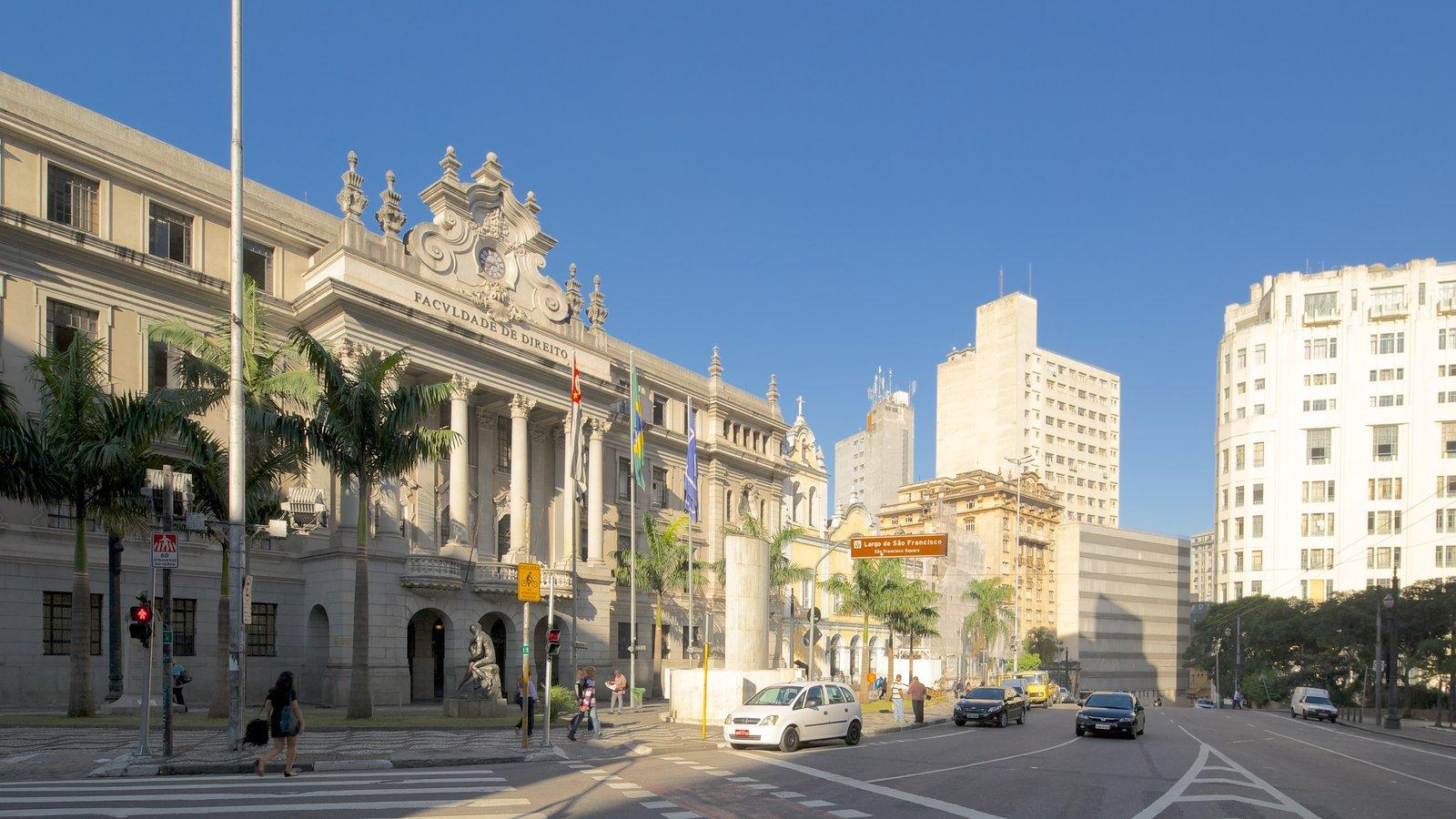 خیابان لارگو د سائو فرانسیسکو