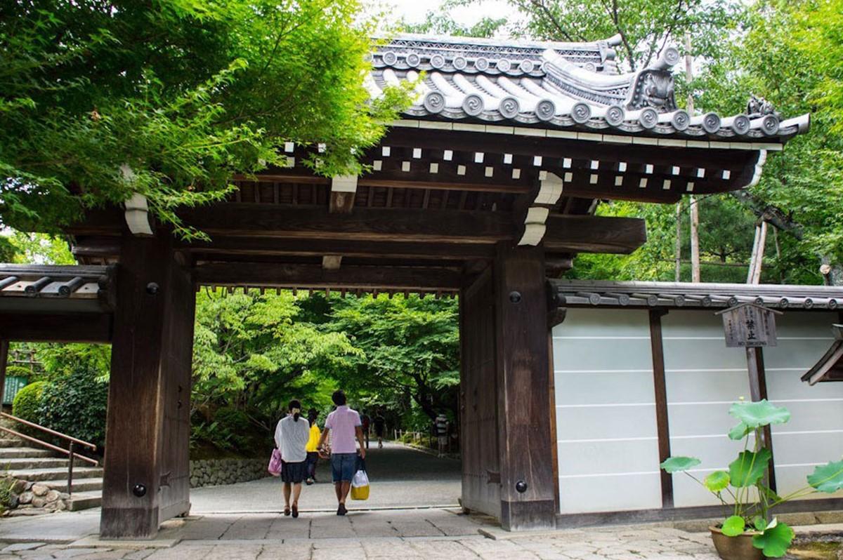 معبد ریوانجی (Ryuanji Temple)