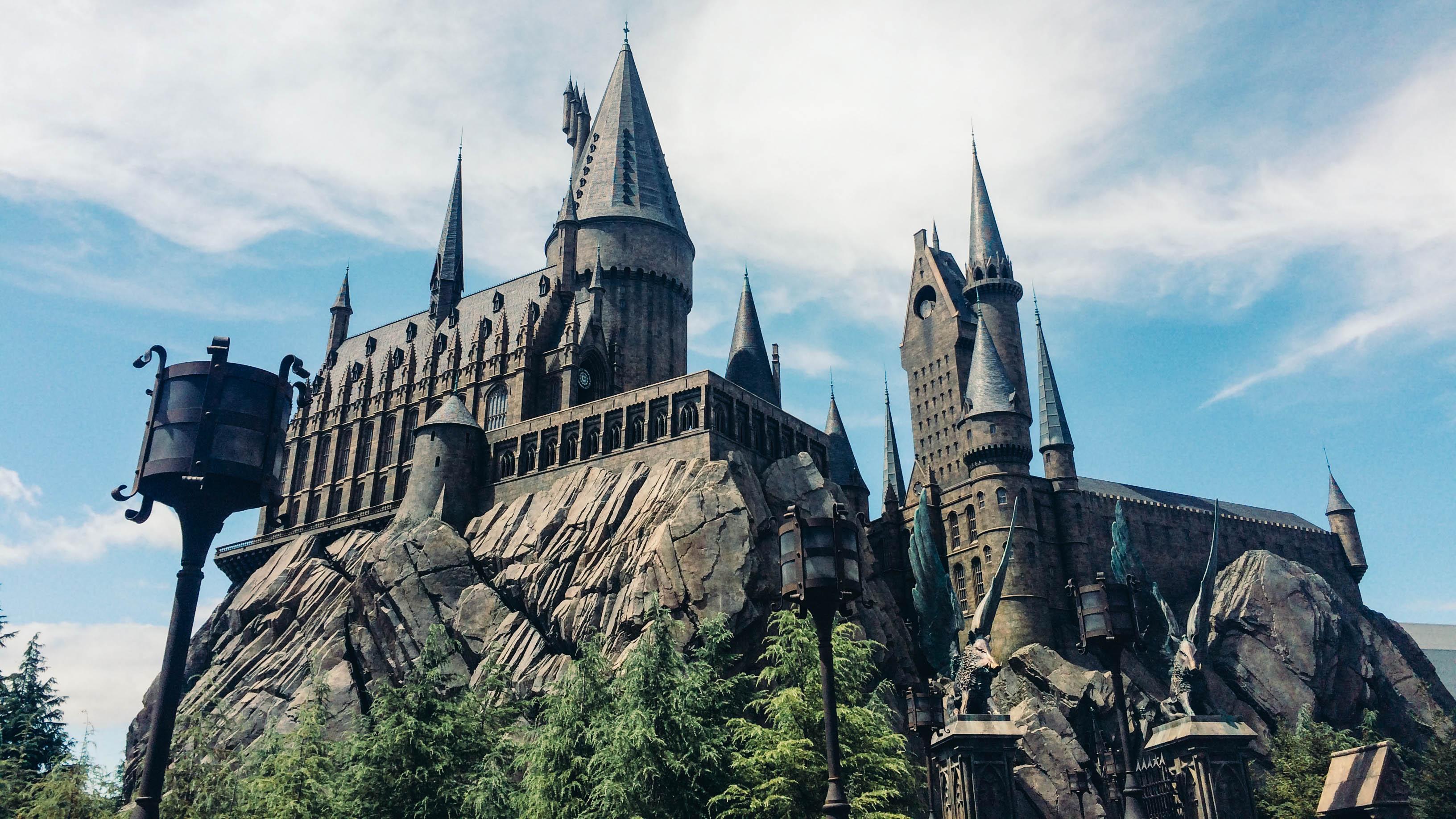 دنیای جادویی هری پاتر