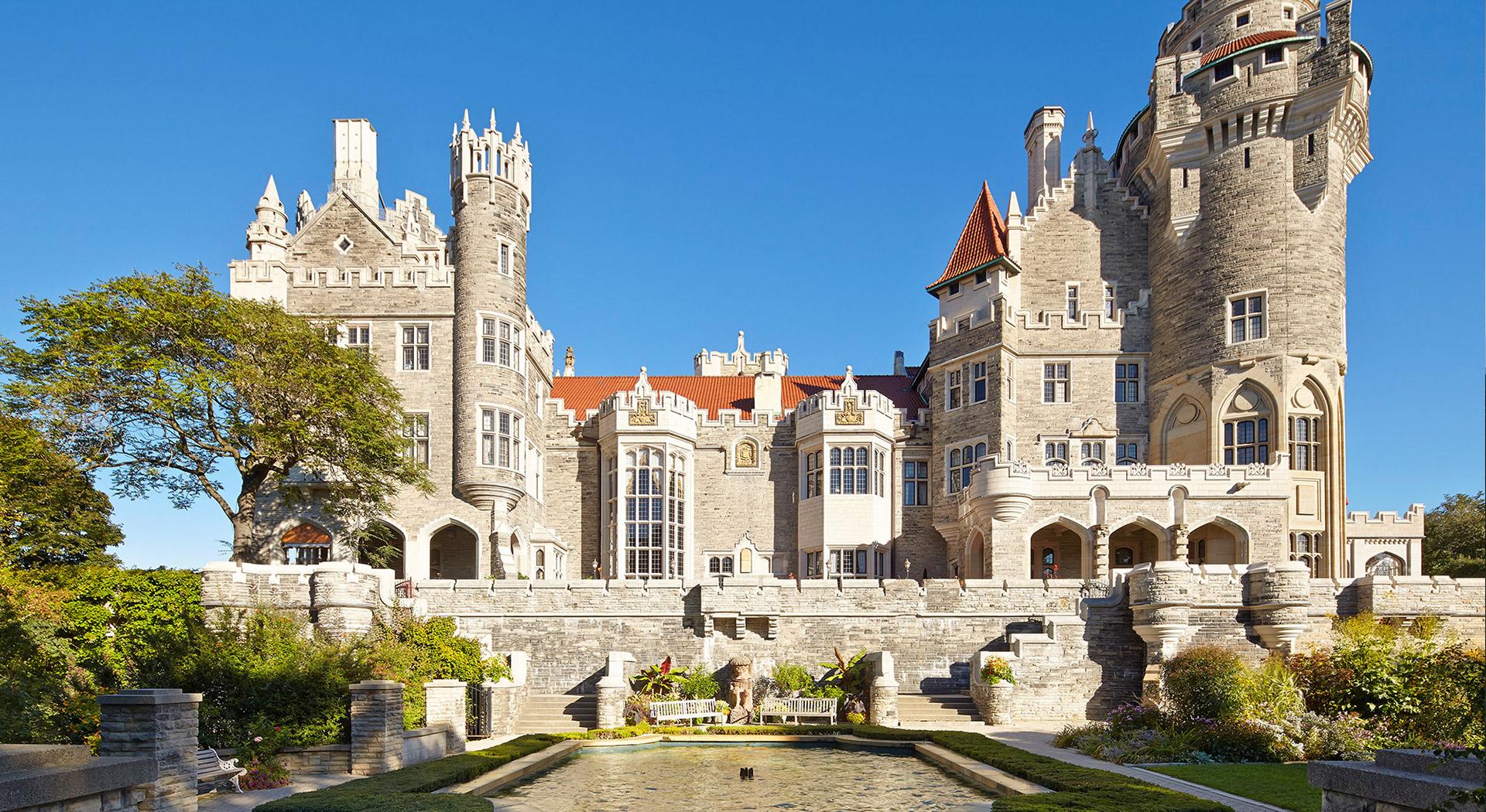 قلعه ی کازا لوما
