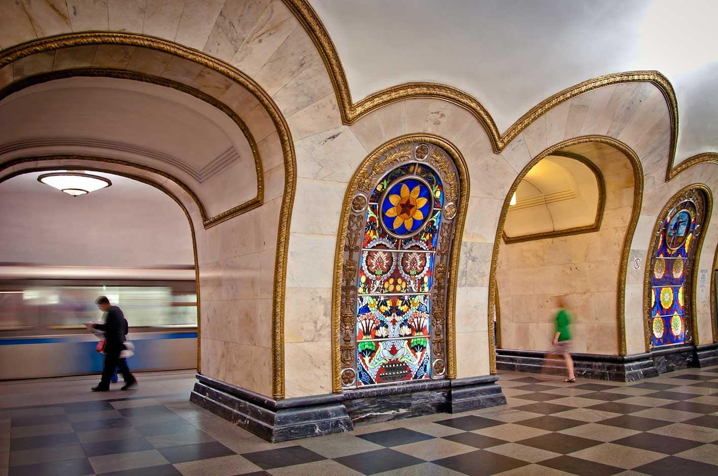 متروی مسکو