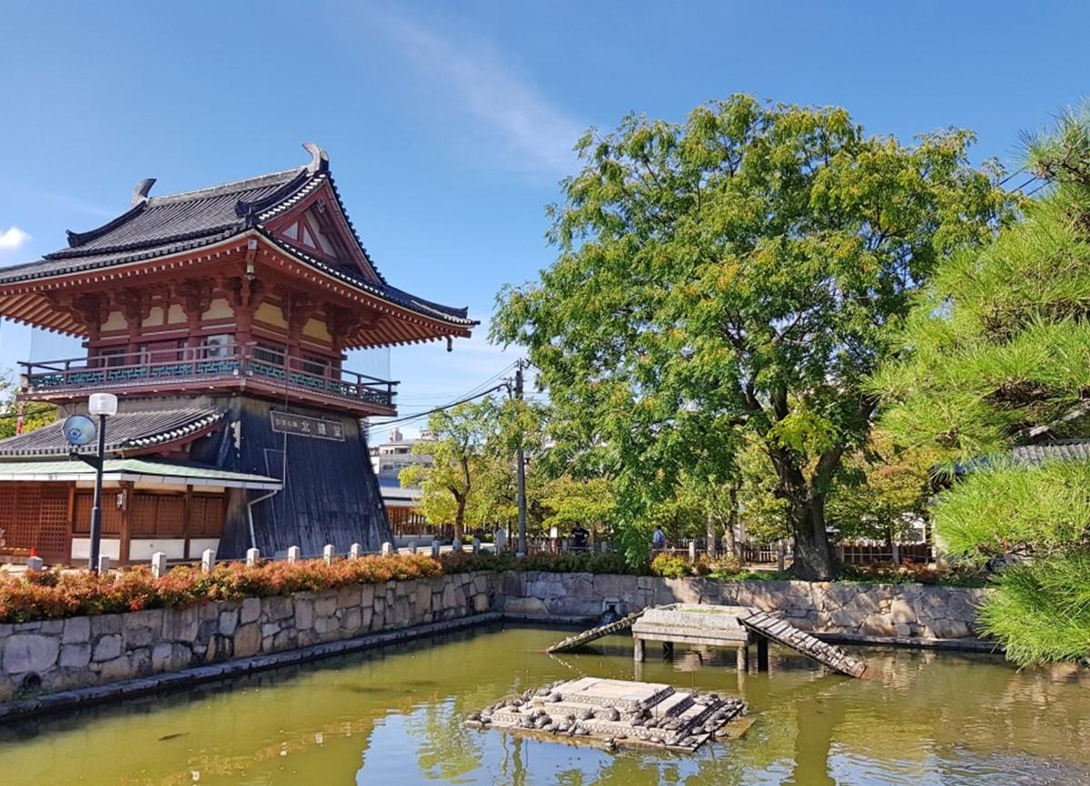 معبد شیتنوجی