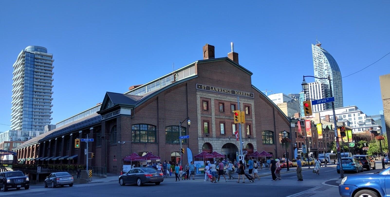 بازار سنت لورانس