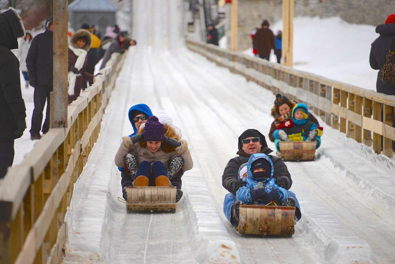 فستیوال کارناوال زمستانی کبک