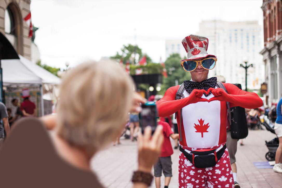 جشن روز ملی کانادا
