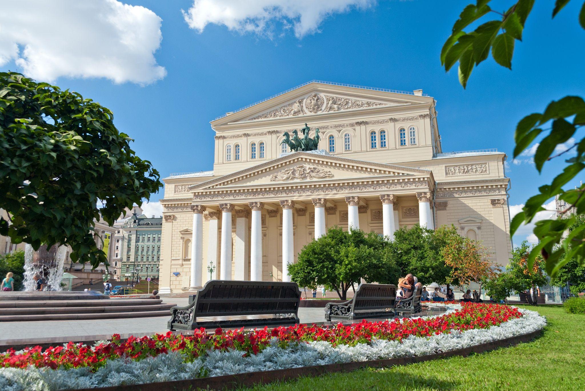 تئاتر بولشوی