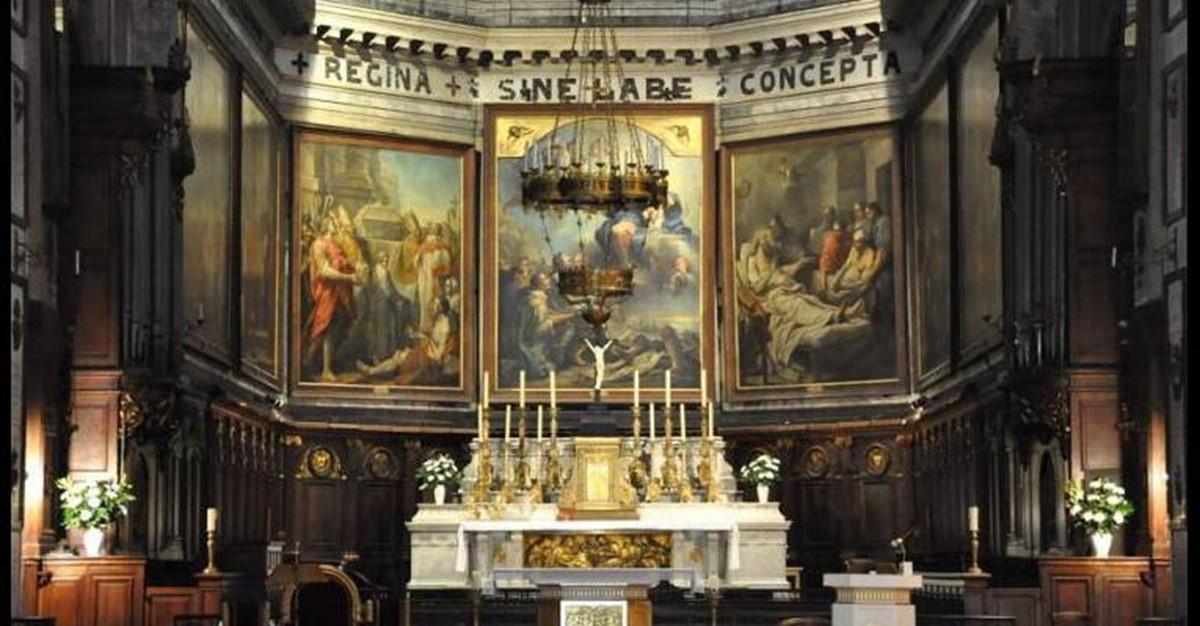 کلیسای نوتردام کبک