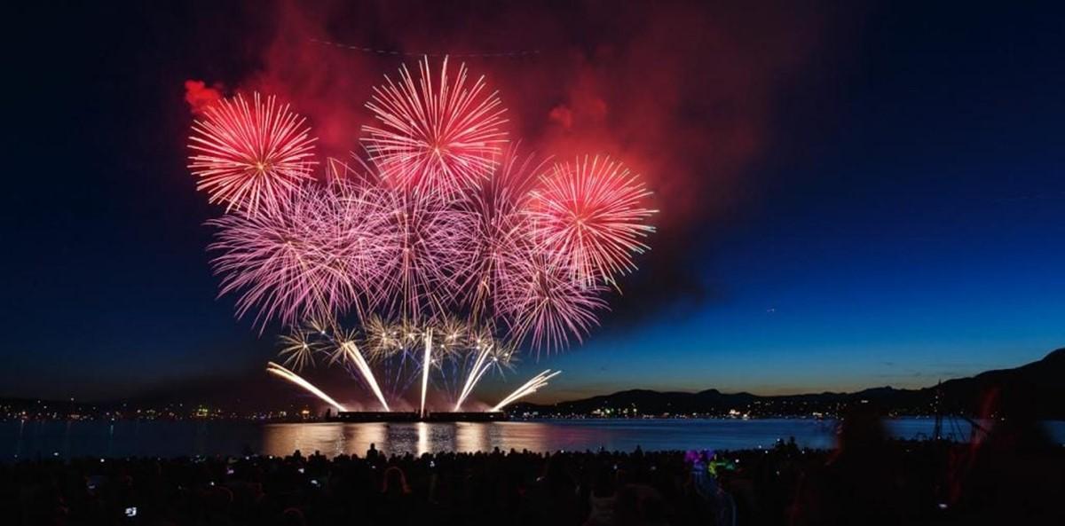 فستیوال جشن نور ونکوور