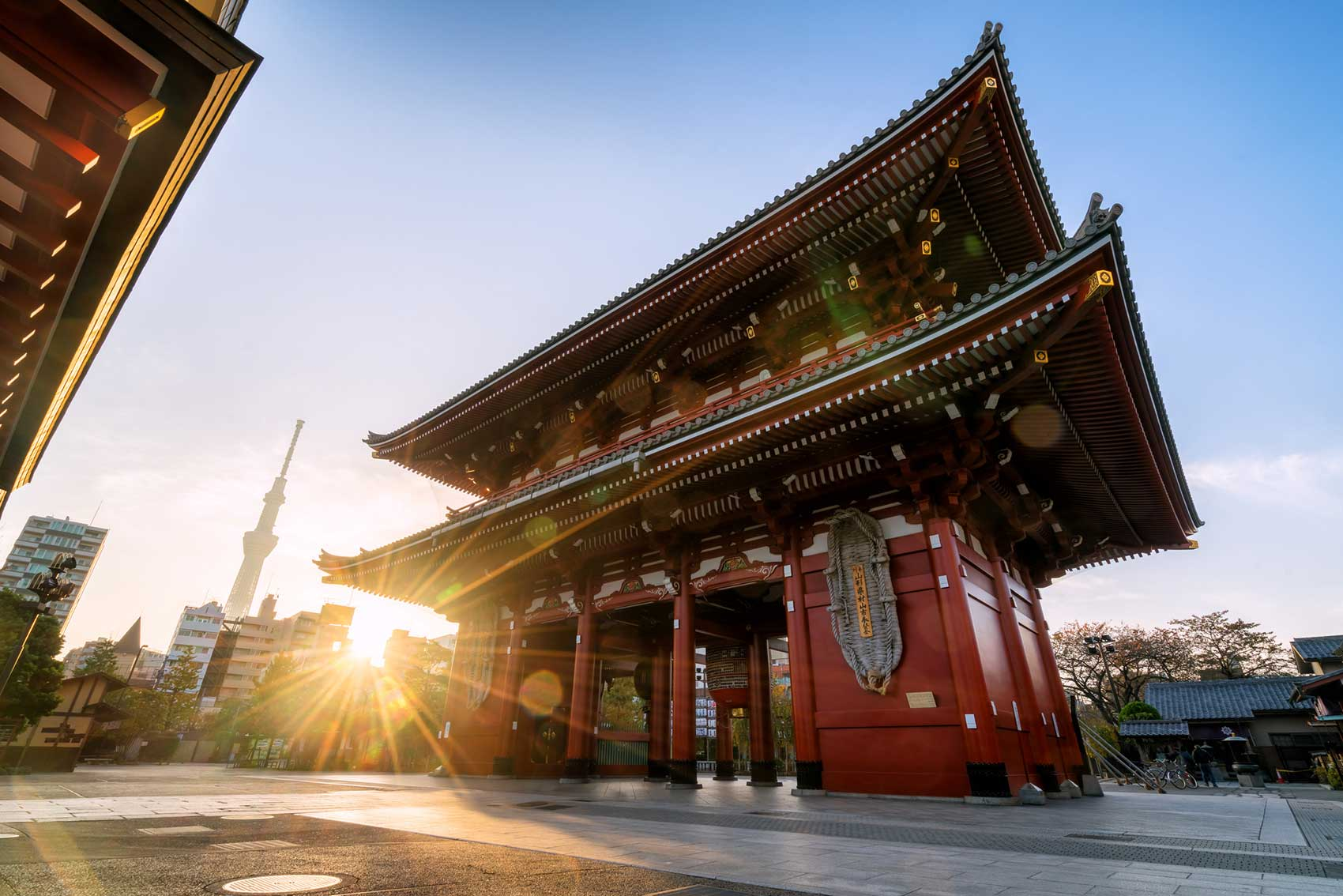 معبد سنسوجی