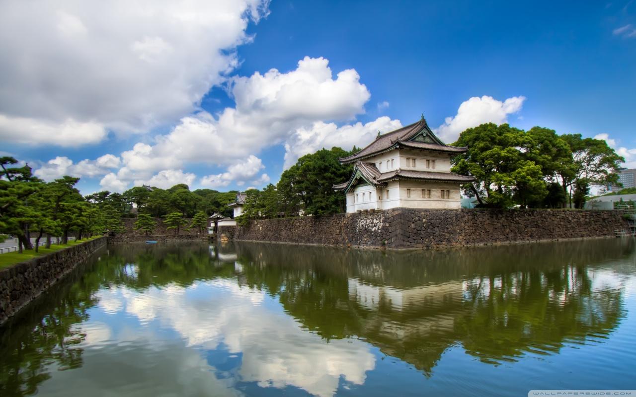 قصر امپراتوری ژاپن