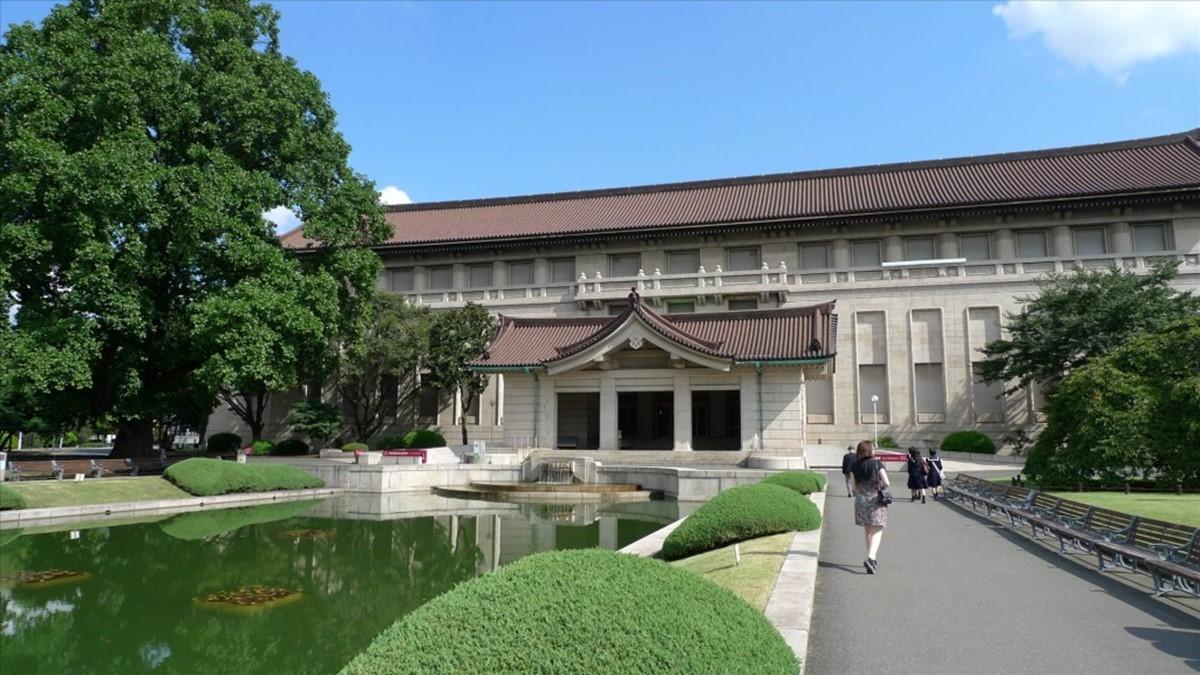 موزه ی ملی توکیو (Tokyo National Museum)
