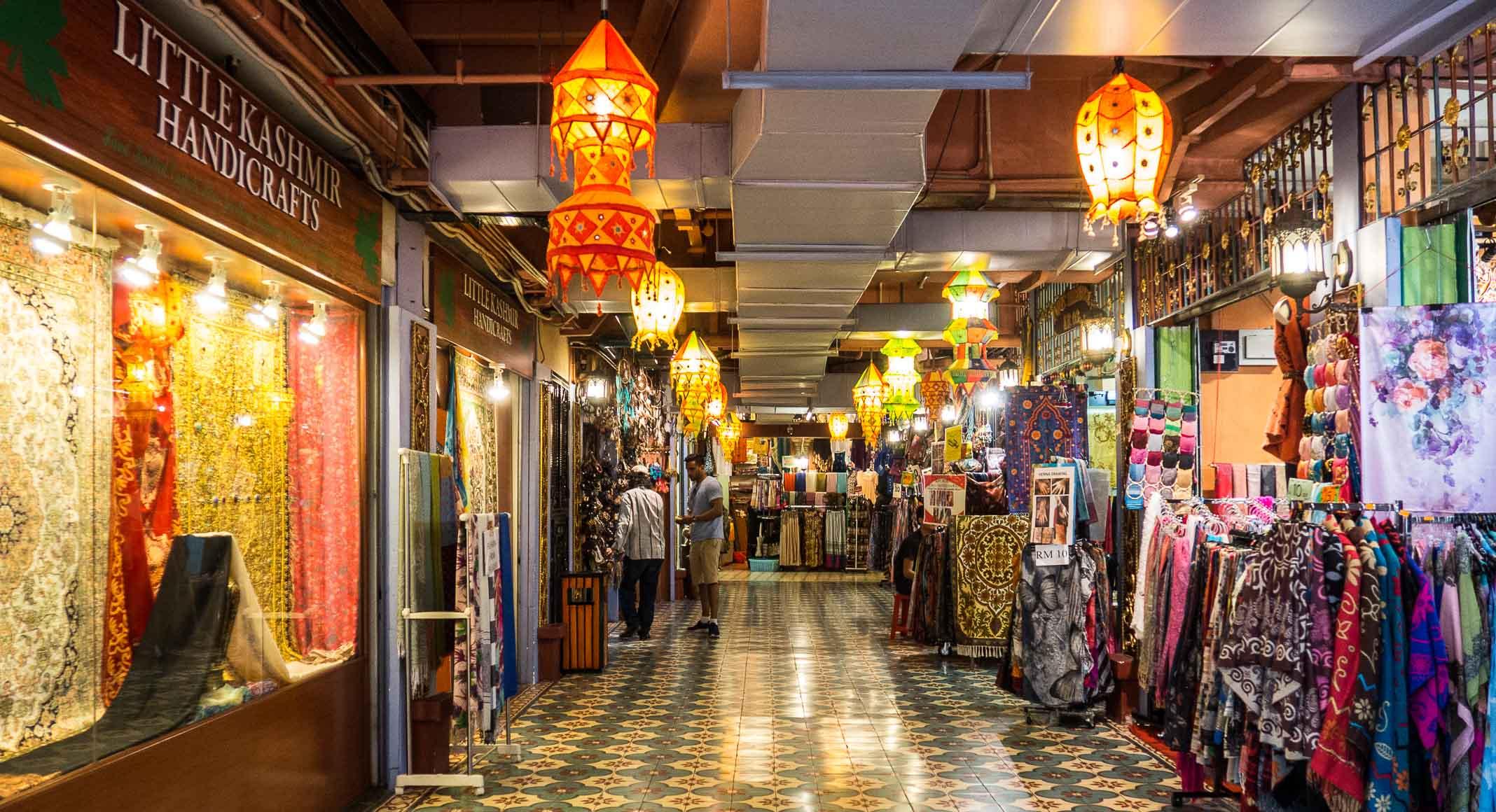 بازار مرکزی کوآلالامپور