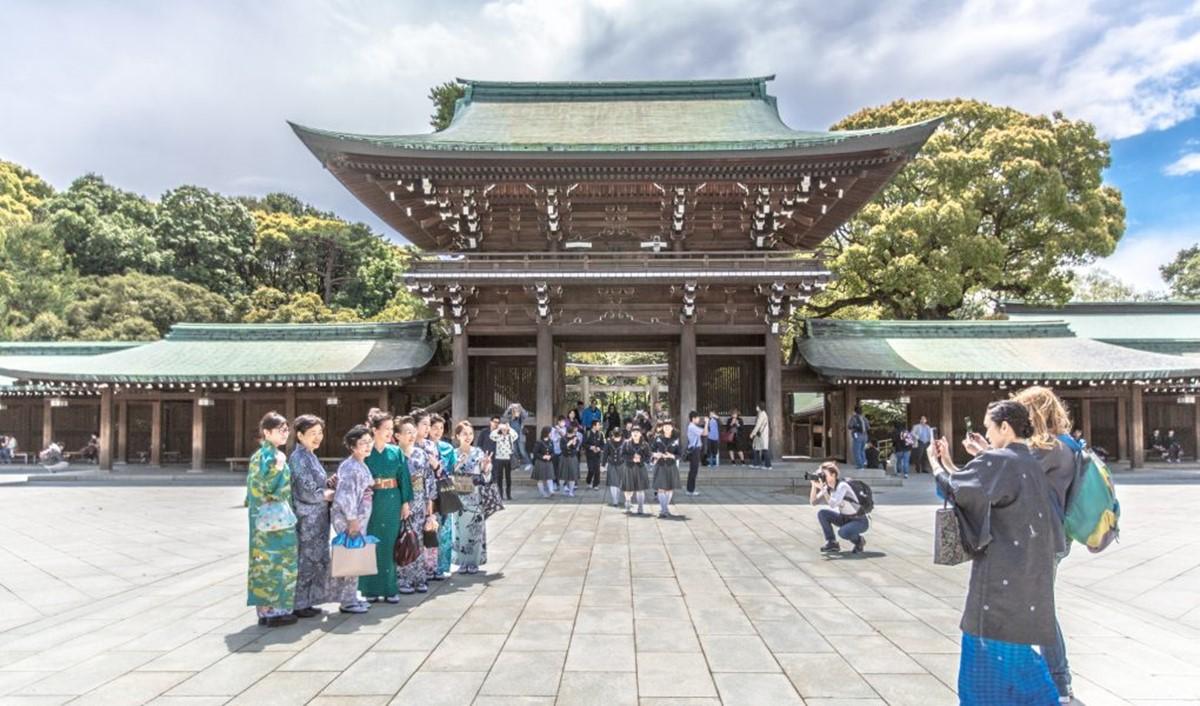 معبد میجی