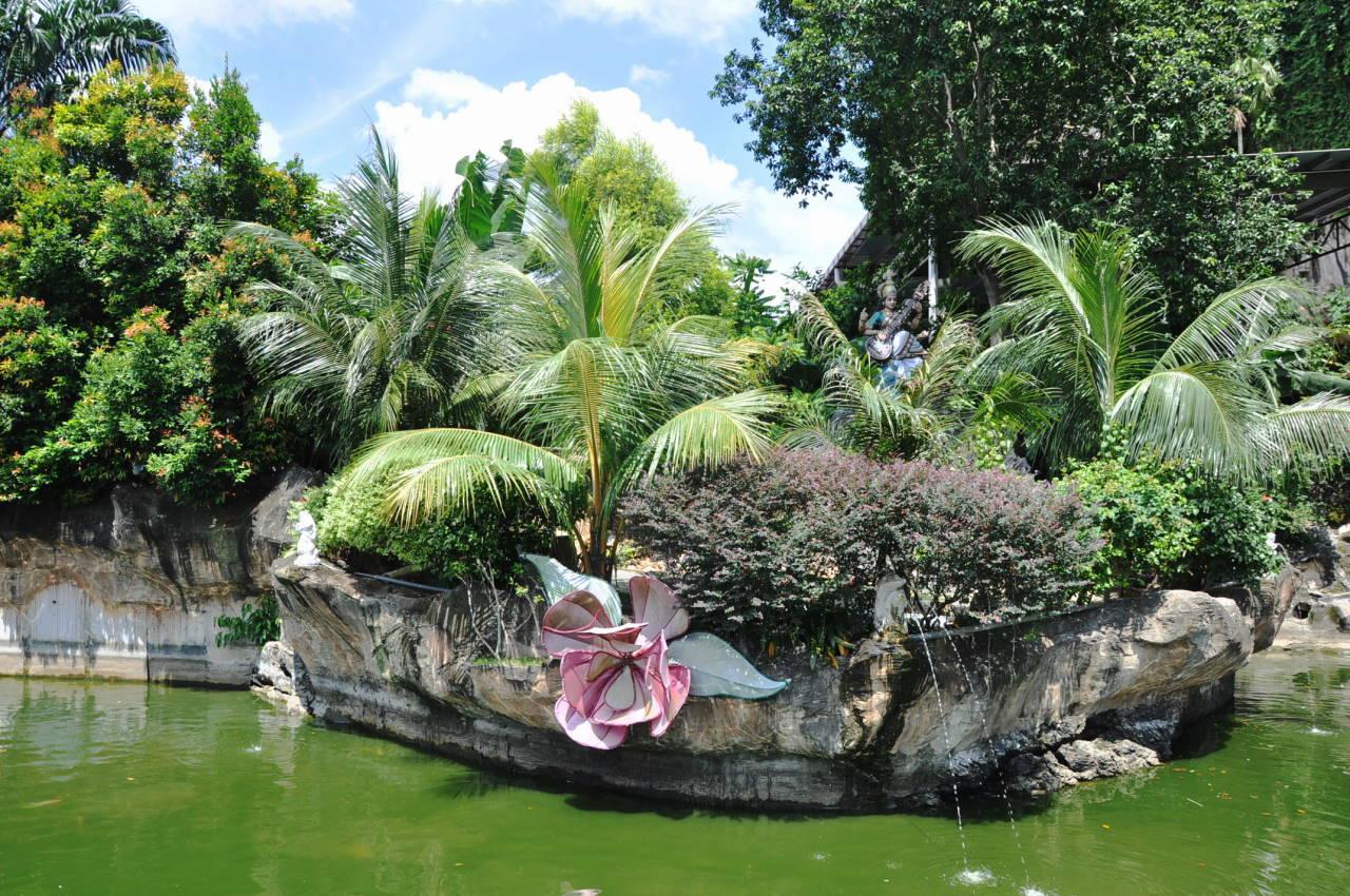 باغ گیاه شناسی پِردانا در کوآلالامپور