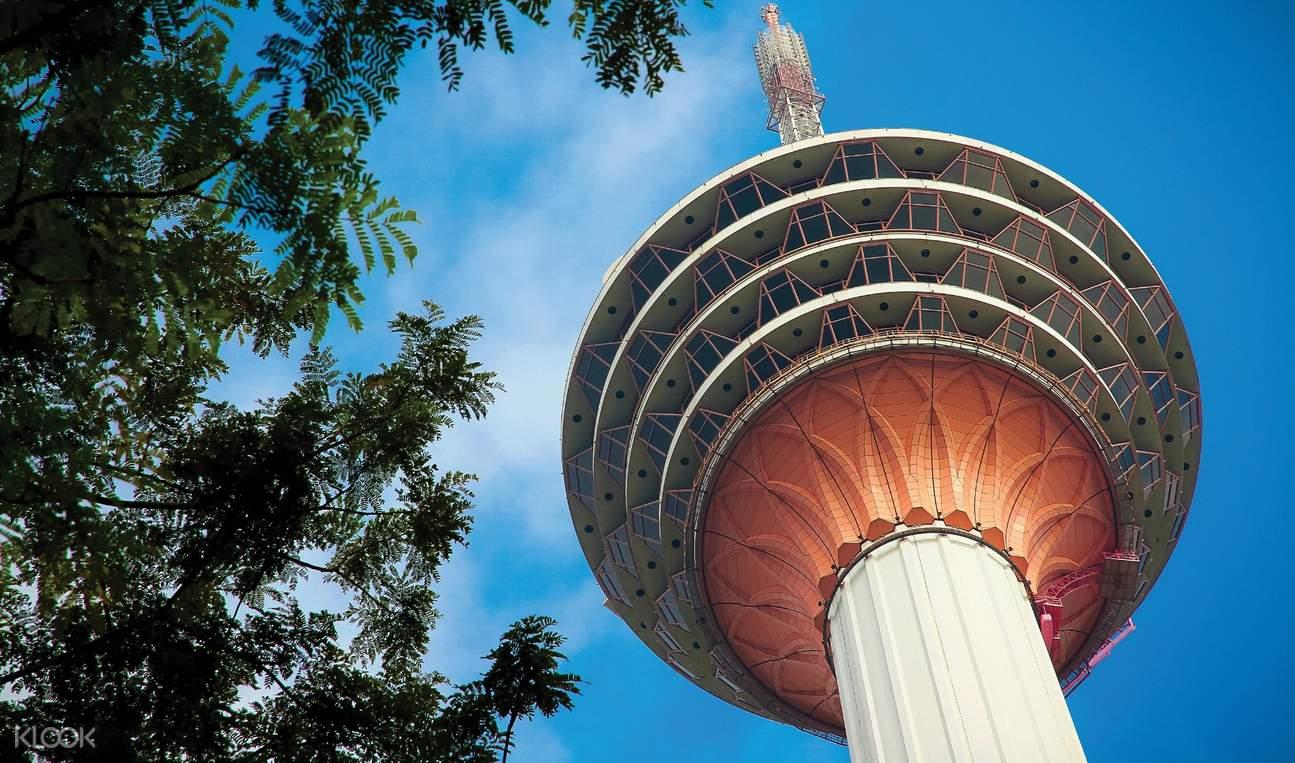 برج منارا در کوآلالامپور