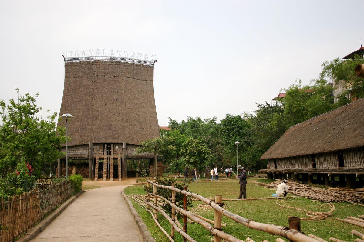 موزه ی قوم شناسی ویتنام