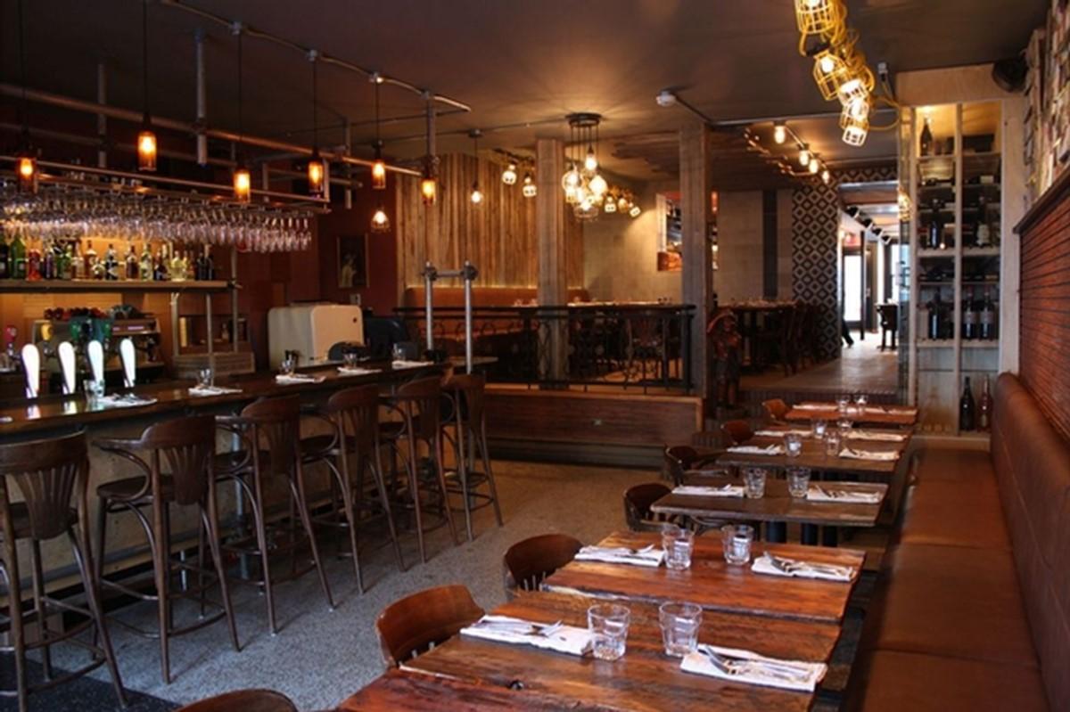 رستوران لَ پِلَنک