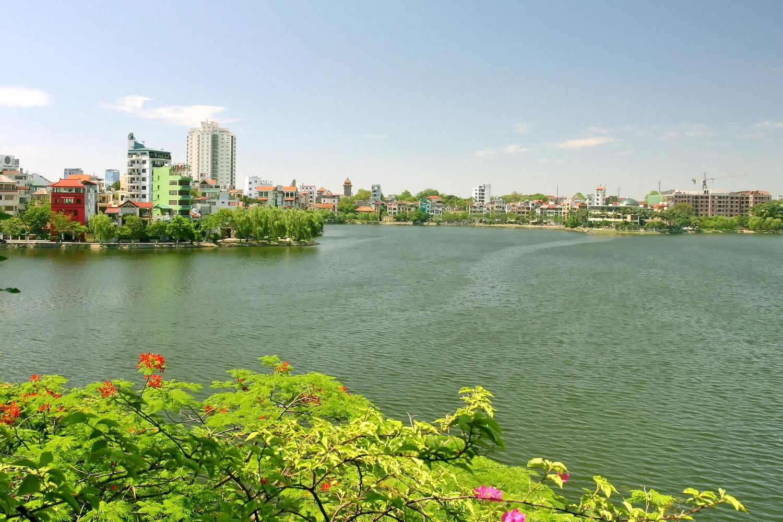 دریاچه ی غرب