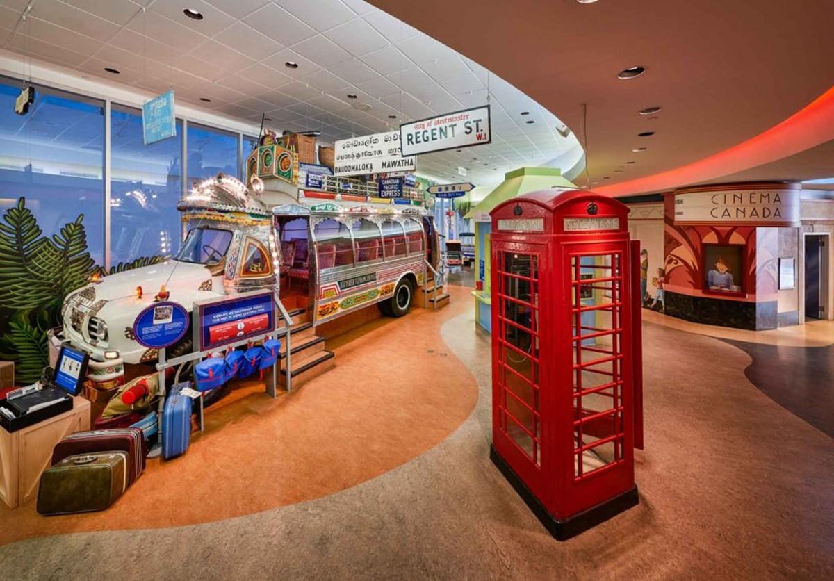 موزه ی کودکان کشور کانادا