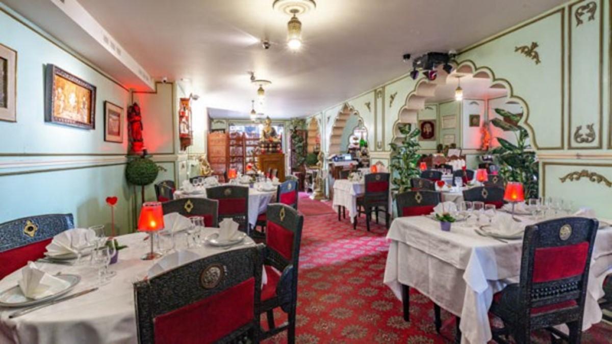رستوران باسانتی