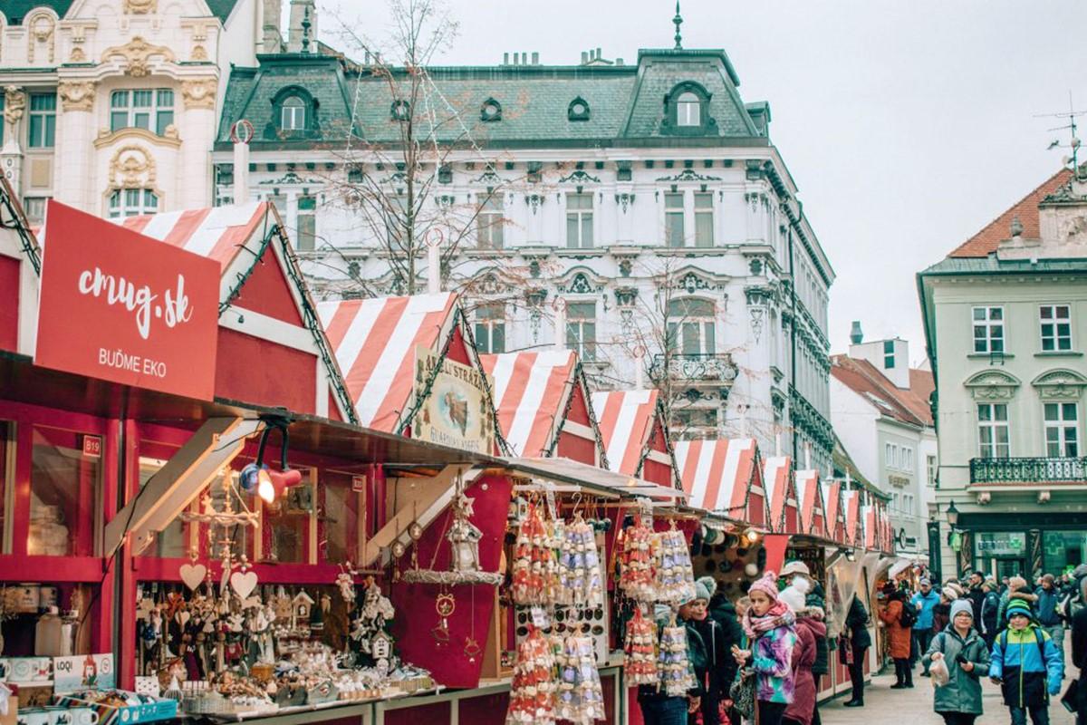 بازارهای کریستمس