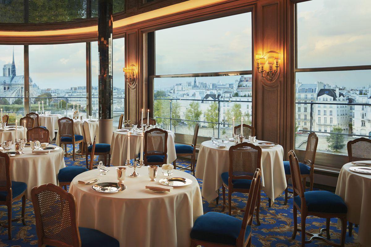 رستوران لا تور دارژانت