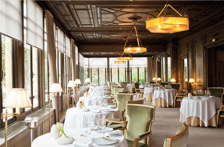 رستوران آلنو پاریس