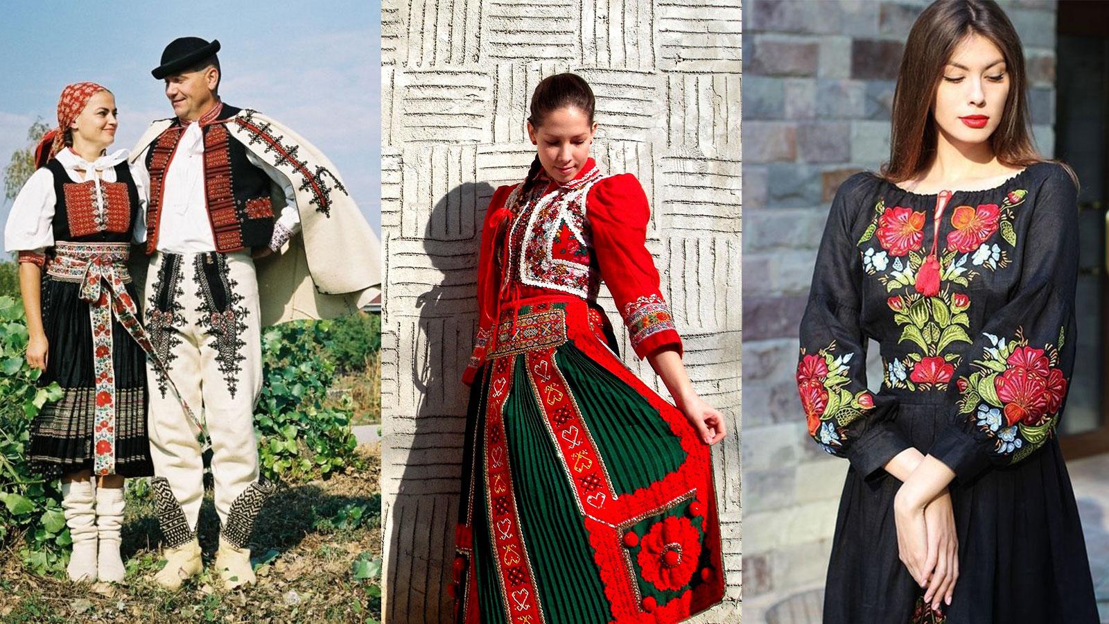 لباس منجق و پولک دوز سنتی
