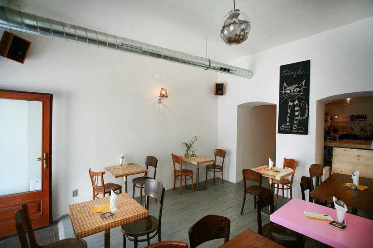 رستوران ویژهی کرپ فانکی پانکی