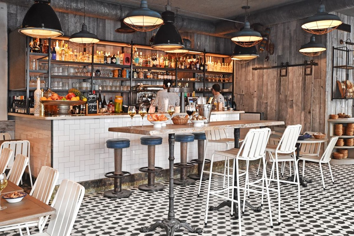 رستوران کوچک سنژرمن
