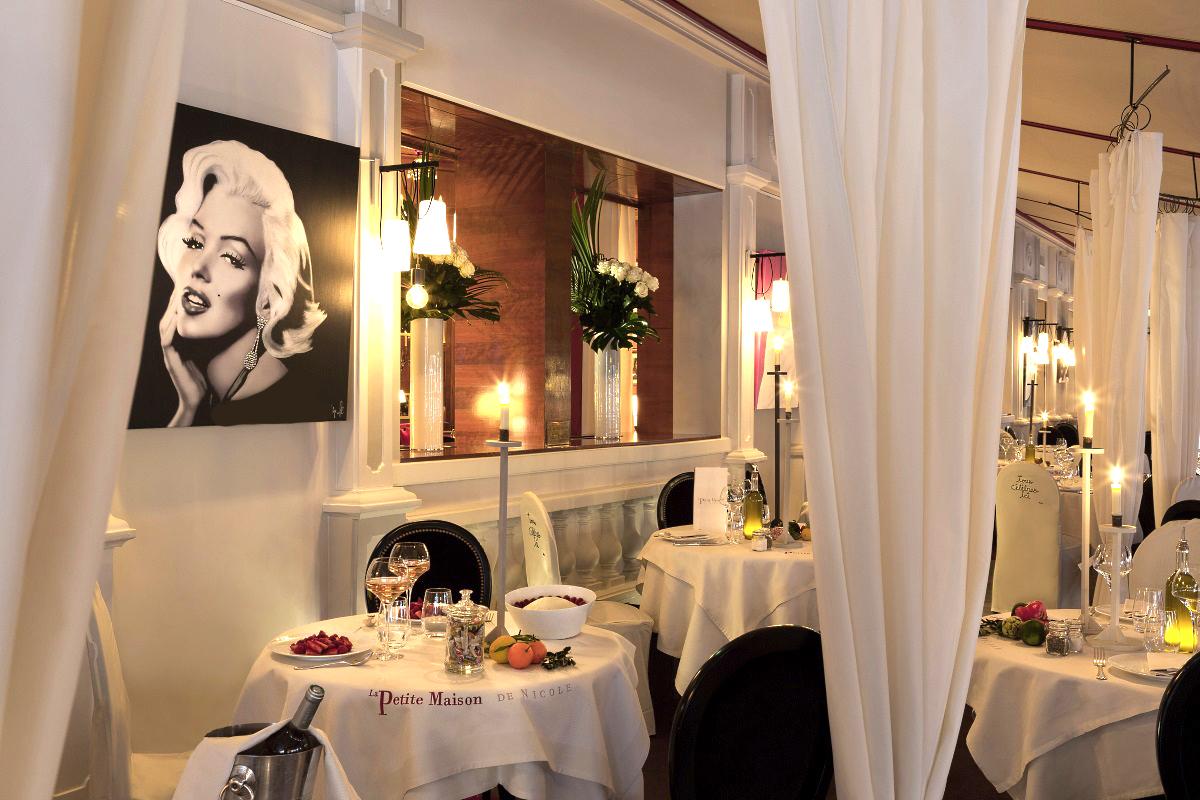 رستوران دنج نیکول