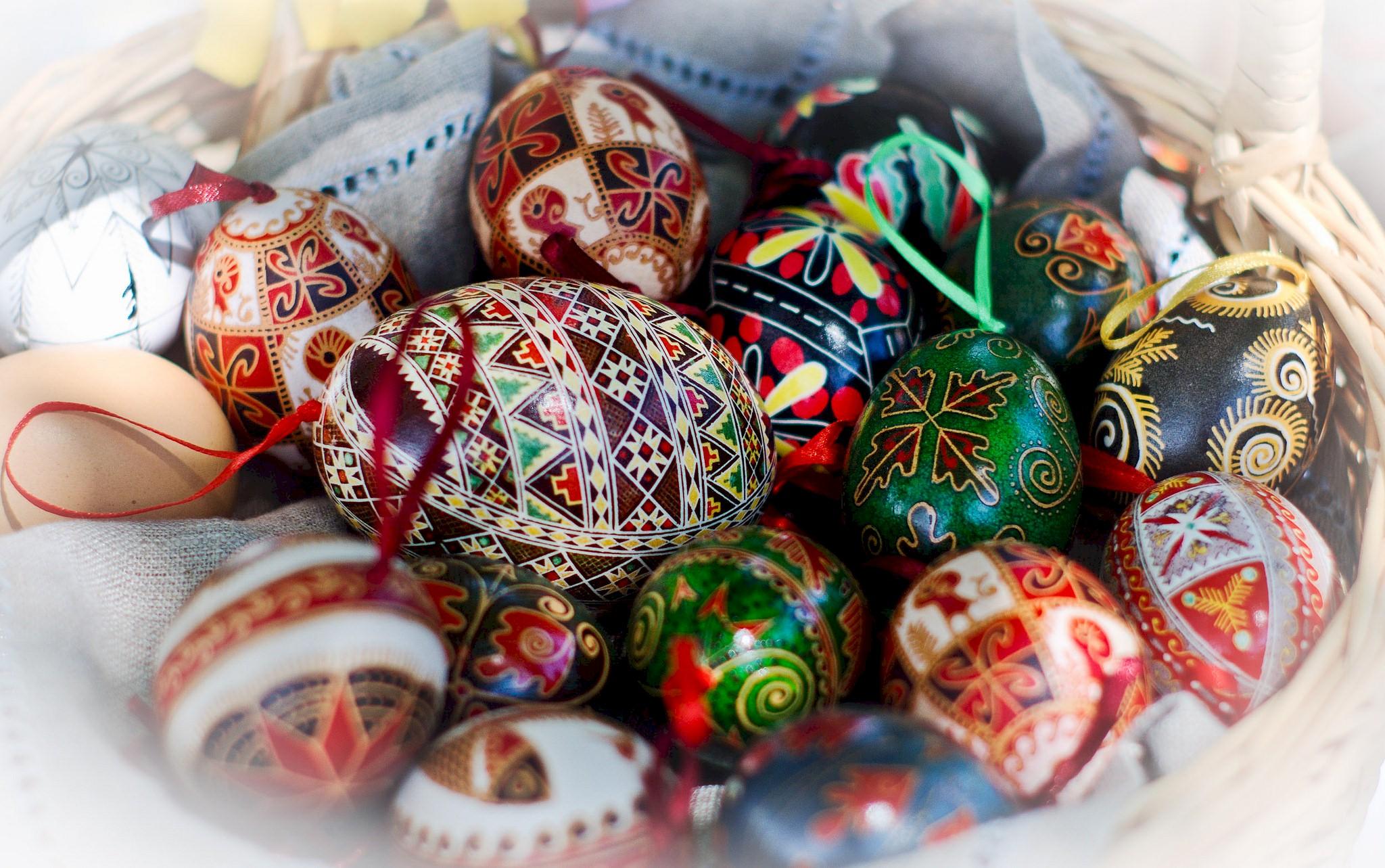 تزئین تخممرغ عید پاک