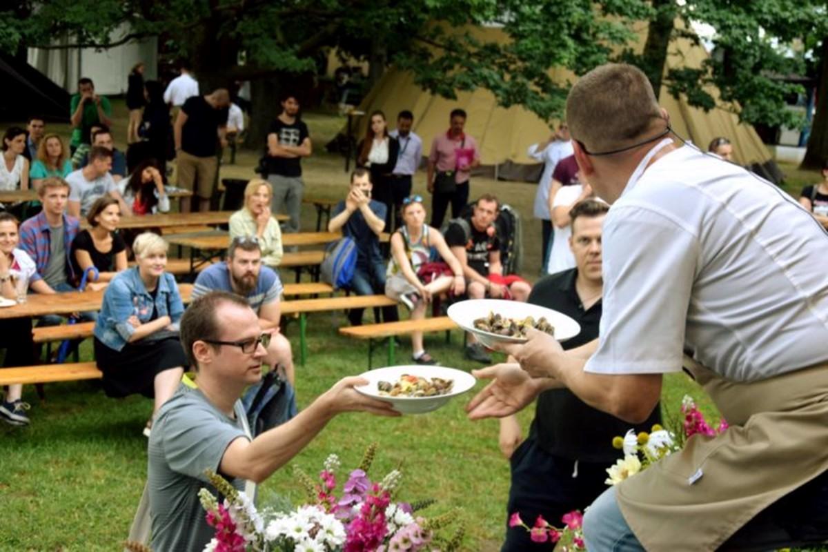 جشنوارهی غذاهای اسلواکی