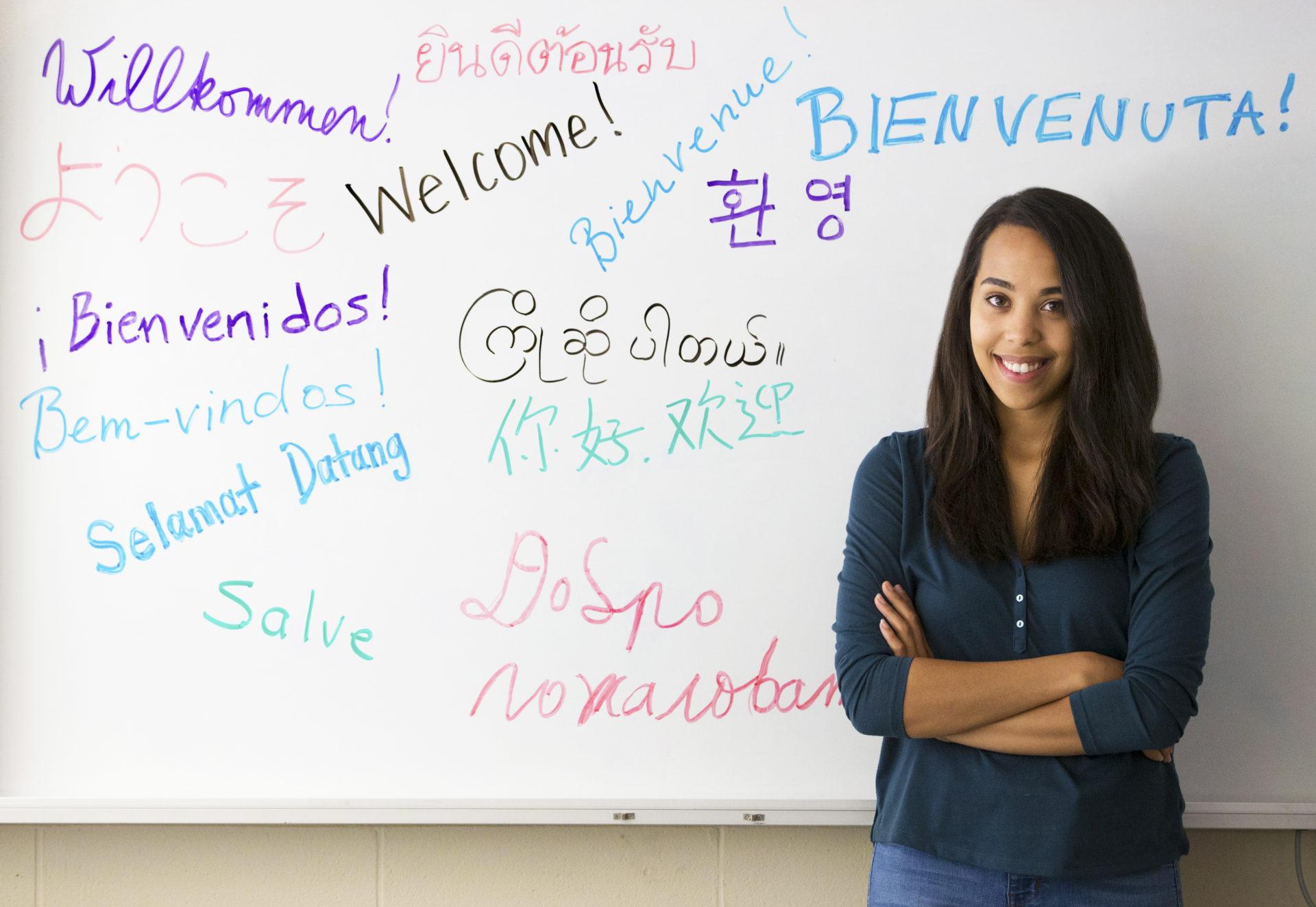 به چه زبانهایی صحبت می شود؟