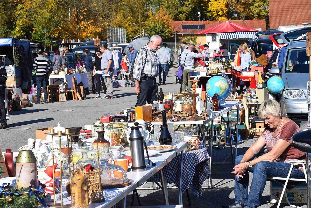 بازارهای فلومارکت فرانکفورت