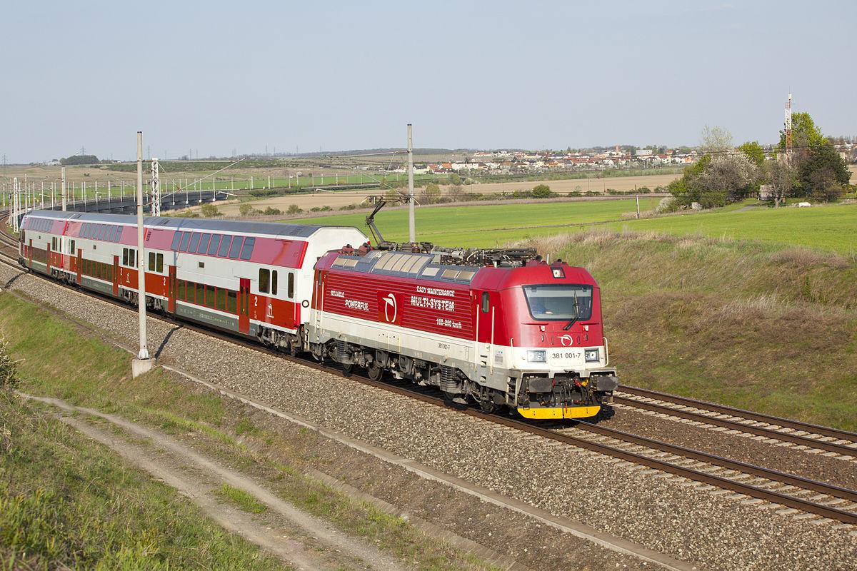 قطارهای بینالمللی