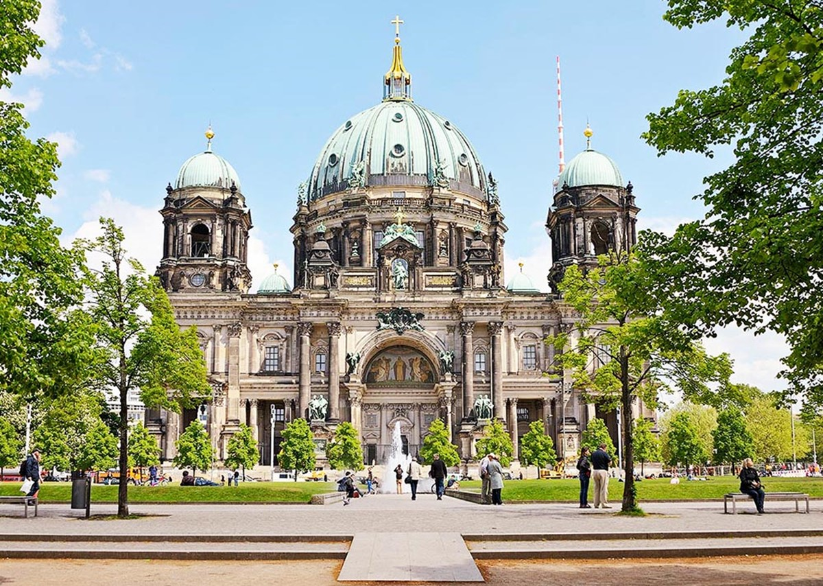کلیسای جامع برلین