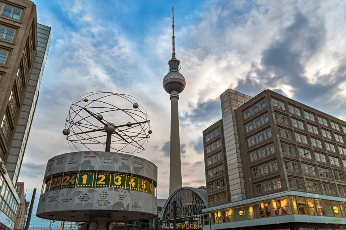 برج تلویزیونی برلین