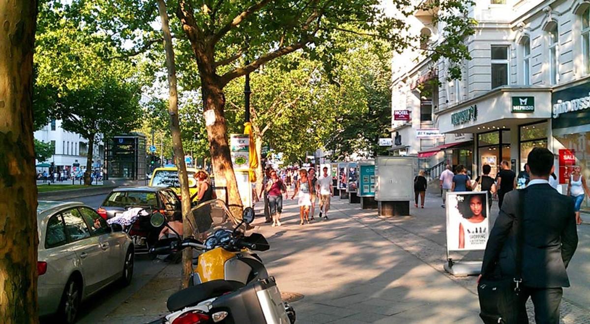 خیابان کورفرستندام