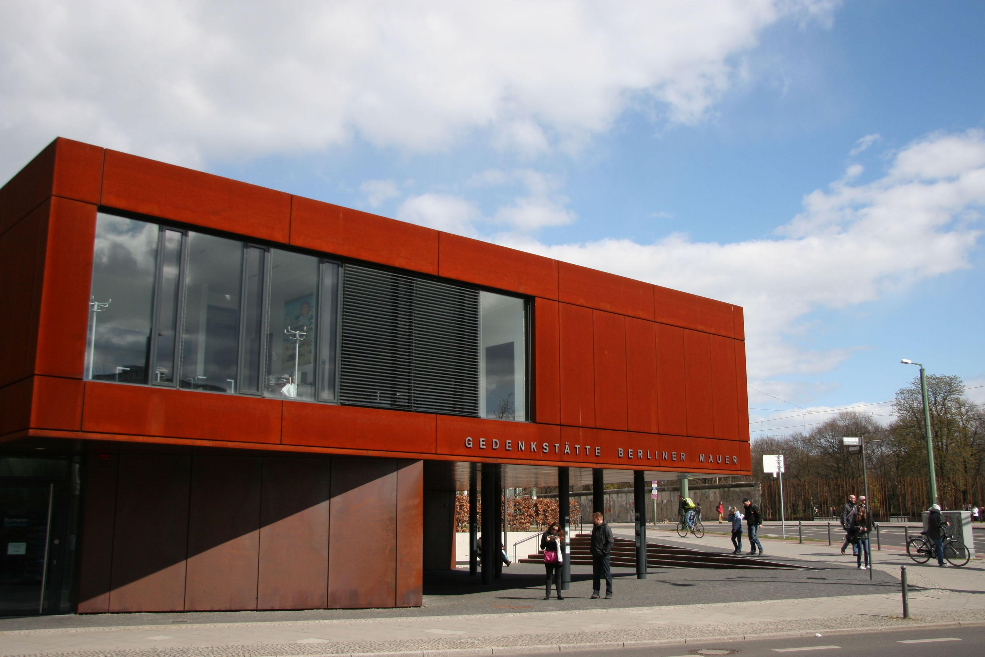 مرکز یادبود و مستندسازی دیوار برلین