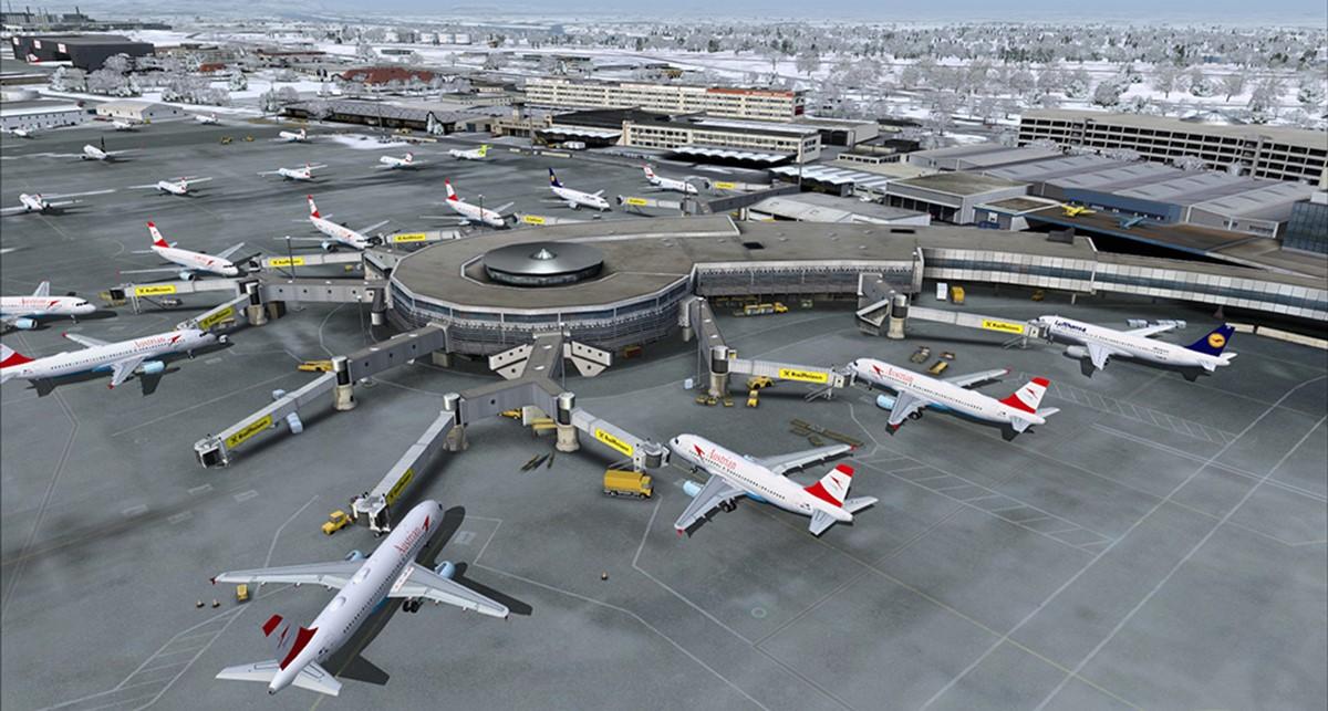 فرودگاه بینالمللی وین