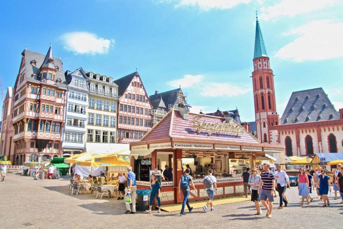 مرکز شهرک قدیمی فرانکفورت: رومربرگ